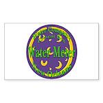 NOLA Water Meter Rectangle Sticker