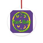 NOLA Water Meter Ornament (Round)