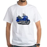 Goldwing Blue Bike Shirt
