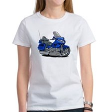 Goldwing Blue Bike Tee