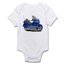 Goldwing Blue Bike Infant Bodysuit