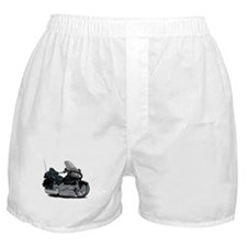 Goldwing Black Bike Boxer Shorts