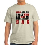 who are these kids? T-Shirt