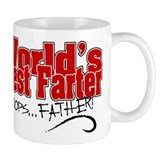 World's Best Farter (oops.. FATHER!) Mug