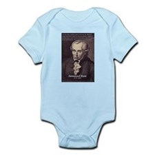 Immanuel Kant Reason Infant Creeper