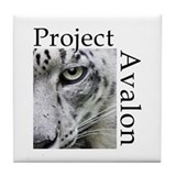 Project Avalon Tile Coaster