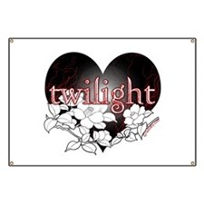 Twilight Flowers by Twibaby Banner