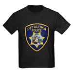 Petaluma Police Kids Dark T-Shirt