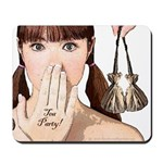 Tea Party! Mousepad