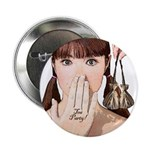 "Tea Party! 2.25"" Button (10 pack)"