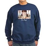 Tea Party! Sweatshirt (dark)