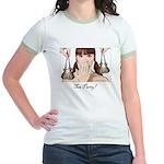 Tea Party! Jr. Ringer T-Shirt