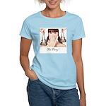 Tea Party! Women's Light T-Shirt