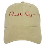Ronald Reagan Signature Cap