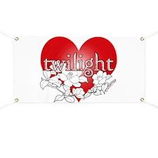 Twilight Heart Flower by twibaby Banner