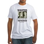 Young Brothers Wanted Fitted T-Shirt