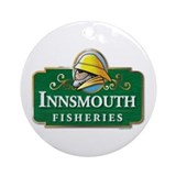 Innsmouth Fisheries Ornament (Round)