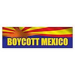 Boycott Mexico Sticker (Bumper 50 pk)