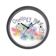 Oncology Nurse Wall Clock