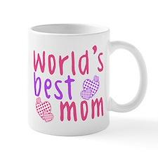 World's Best Mom Small Mugs III Small Mug