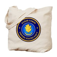 Navy Nurse Corps Tote Bag