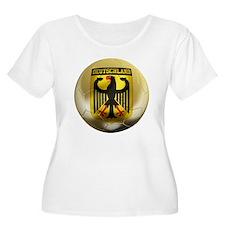 Deutschland Football T-Shirt