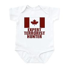CANADA-EXPERT TERRORIST HUNTER Infant Creeper