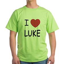 I heart Luke T-Shirt