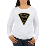 Passaic Police Women's Long Sleeve T-Shirt