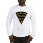 Passaic Police Long Sleeve T-Shirt