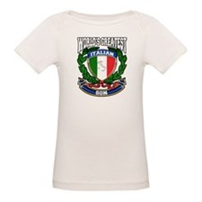 World's Greatest Italian Son Tee
