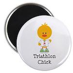 Triathlon Chick Magnet