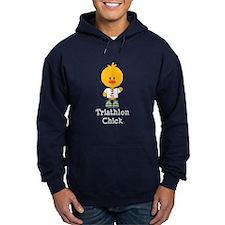Triathlon Chick Hoodie