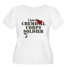 I Love My Chemical Corps T-Shirt