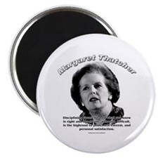 "Margaret Thatcher 01 2.25"" Magnet (100 pack)"