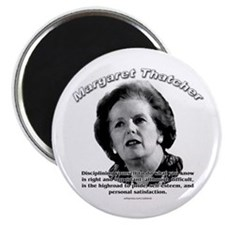 "Margaret Thatcher 01 2.25"" Magnet (10 pack)"