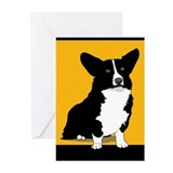 Corgi Dog Greeting Cards (Pk of 20)