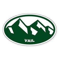 Vail Colorado Stickers