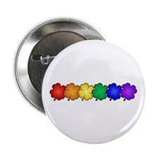 "Shamrock Pride 2.25"" Button (10 pack)"