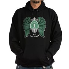 Coast the Coast -wing Hoodie