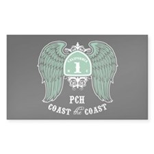 Coast the Coast -wing Decal