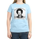 Margaret Thatcher 04 Women's Pink T-Shirt