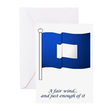 Blue Peter Greeting Cards (Pk of 20)