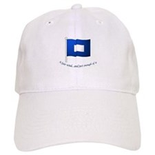Blue Peter Baseball Cap