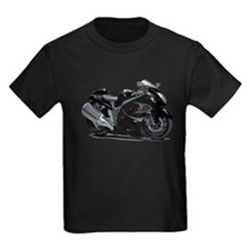 Hayabusa Black Bike T