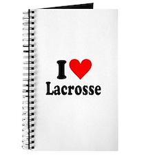 I Heart Lacrosse: Journal