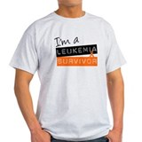 I'm a Leukemia Survivor T-Shirt