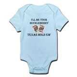 Ill be your huckleberry Infant Bodysuit