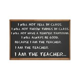 Teacher Magnets
