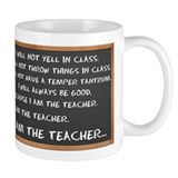 I AM THE TEACHER 1 Coffee Mug